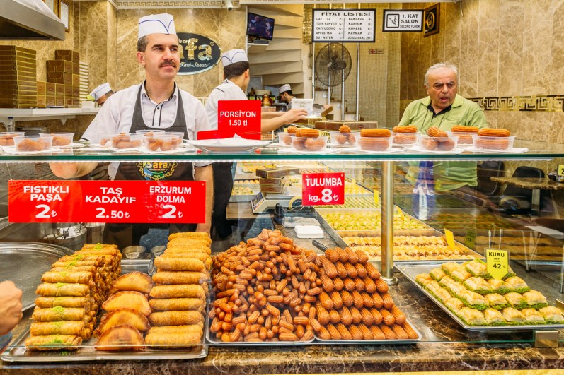 Food Tour Istanbul -32