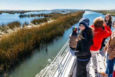 Uros Floating Reed Islands - Peru -3- July 2015