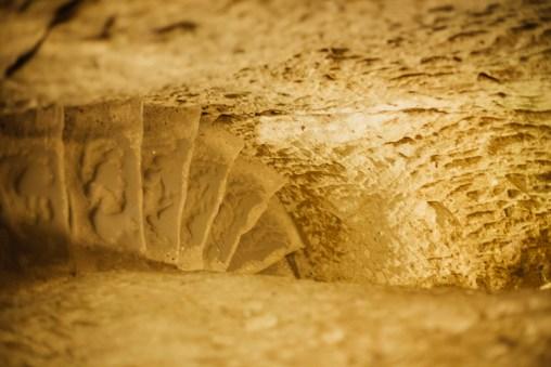 Cappadocia's most narrow underground city Derinkuyu