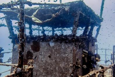 Diving Koh Kood - HTMS Chang Shipwreck -56