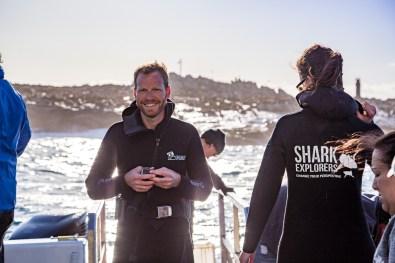 False Bay Shark Diving -32