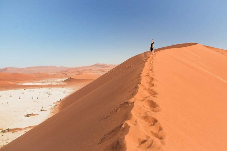 Sossusvlei Sand DunesNamibia -12-2