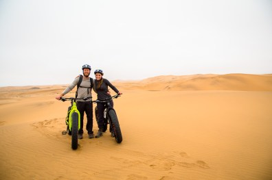 Swakopmund Fat Tire Bike Tour -266