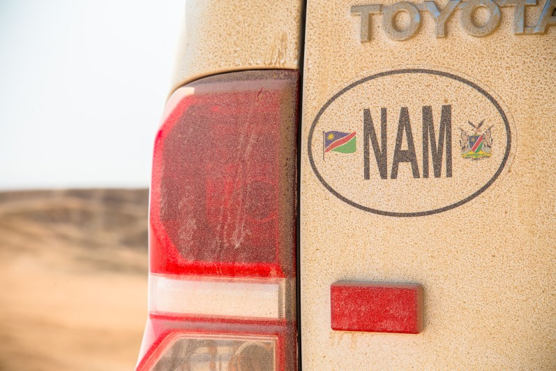 Swakopmund Namibia Self Drive -289