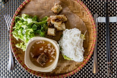 Cuisine aboard the Treasure Junk of Halong Bay