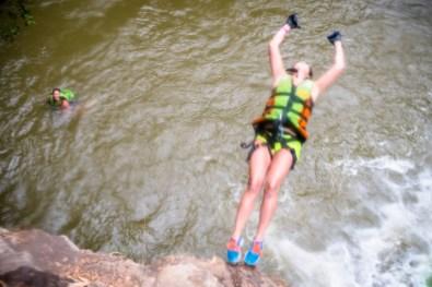 Dalat Canyoning Adventure -46