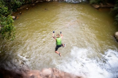 Dalat Canyoning Adventure -47