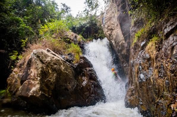 Dalat Canyoning Adventure -54