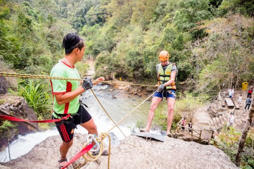 Dalat Canyoning Adventure -8