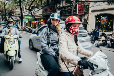 Hanoi Food Tour by Motorbike -33