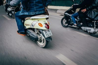 Hanoi Food Tour by Motorbike -50
