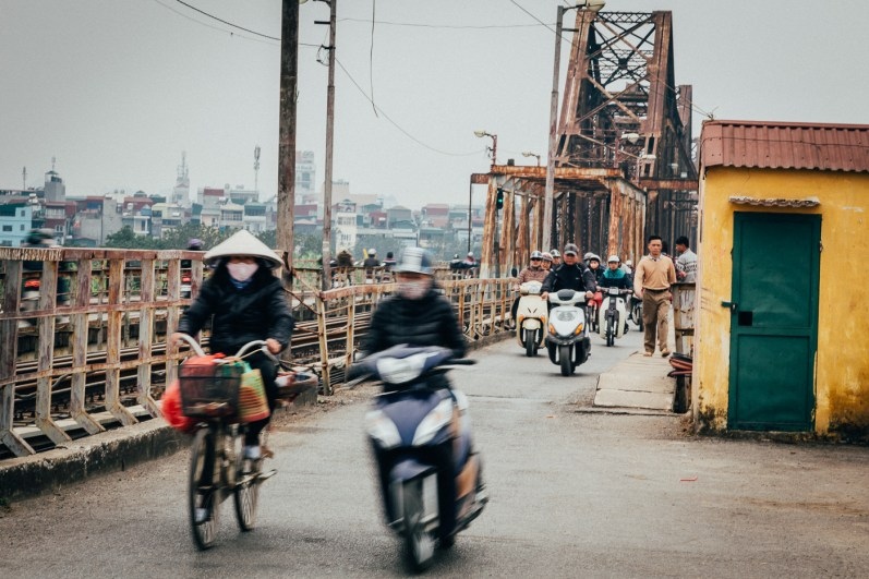 Hanoi Food Tour by Motorbike -59