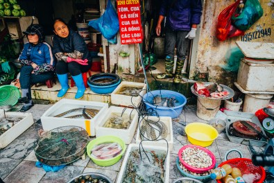 Hanoi Food Tour by Motorbike -9