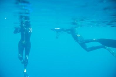 Free Diving El Nido Palawan -11