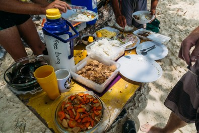 Free Diving El Nido Palawan -42