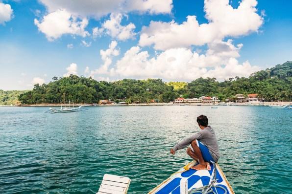 Free Diving El Nido Palawan -62