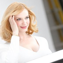 Christina Hendricks' Clairol Commercial Banned in the U.K. for Its 'Misleading' Message