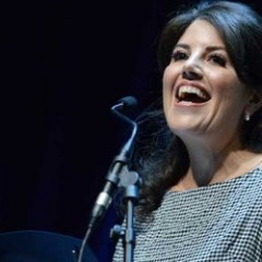Monica Lewinsky to Bullying Victims: 'Please Don't Suffer in Silence'