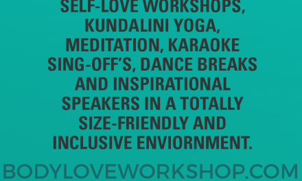 Bold Event Announcement: Sarah Sapora's Body + Love Workshop with Bold Magazine