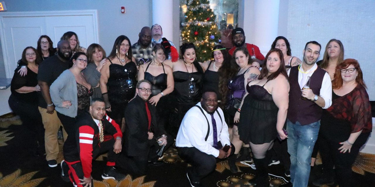 Curves Events Group's New Look Wows in Jersey