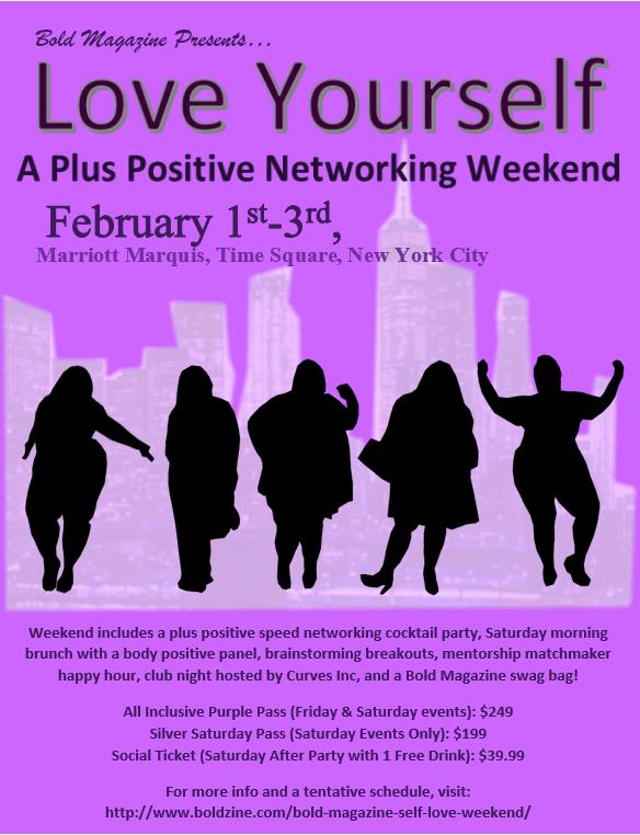 """Love Yourself"" Networking Weekend"