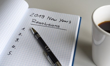 Resolving, Happy New Year – A Guest Article by L.A. Frazier