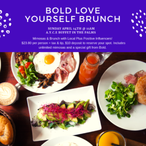 Welcome to the Love Yourself Brunch