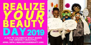 Realize Your Beauty Day is This Sunday!