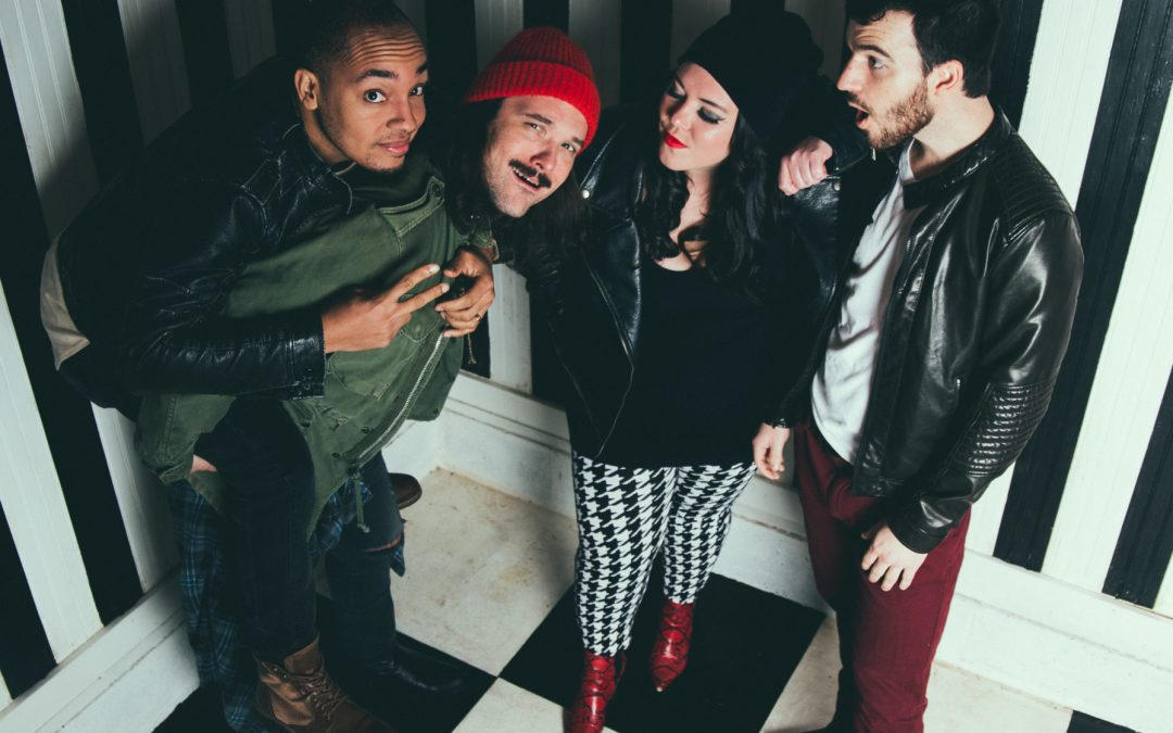 Bold Interviews: Boggs & The Reel's Nicole Boggs Sits Down to Talk about Body Positivity, Music Life, Inspirations