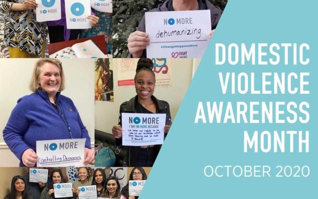 October is Domestic Violence Awareness Month. Plus Size People are Impacted, too.