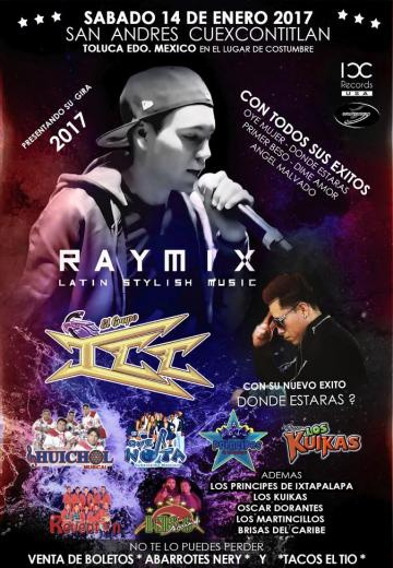 Raymix Latin Stylish Music Amp Muchas Mas Tickets Boletos