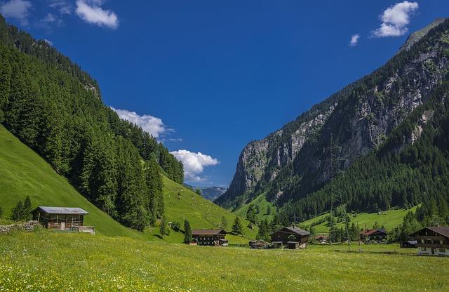 Zillertal-Austria