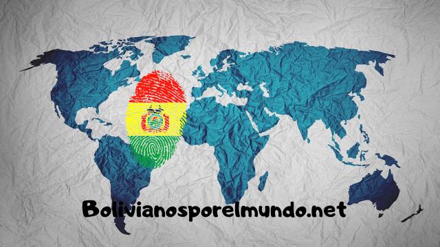 Bolivianos por países