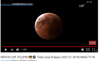 Blood Moon Live