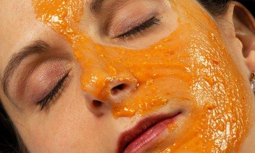 maschera abbronzante fai da te alla carota