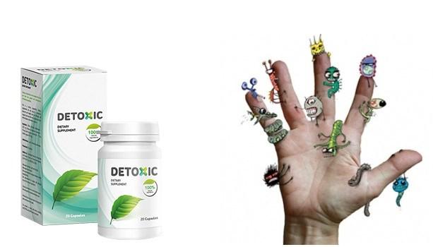 antiparassitari naturali detoxic