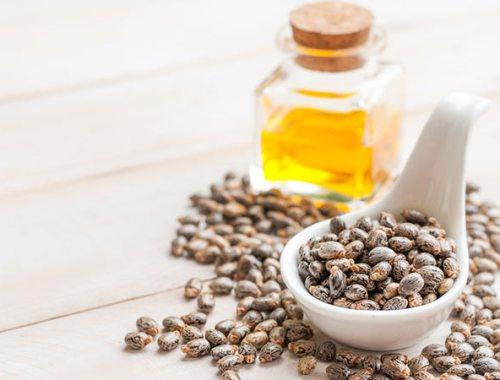 olio di ricino per curare cataratta