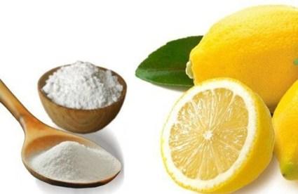 limone e bicarbonato di sodio proprietà e benefici