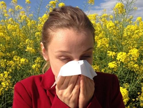 allergie primaverili sintomi e rimedi naturali