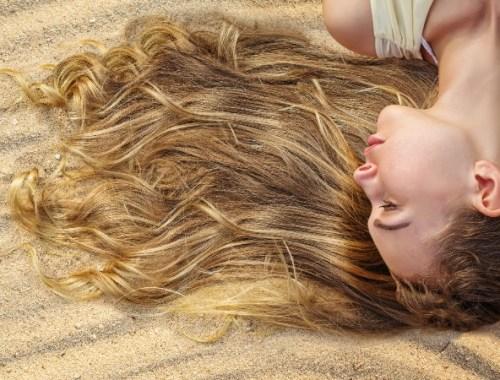 come proteggere i capelli dal sole consigli e rimedi naturali