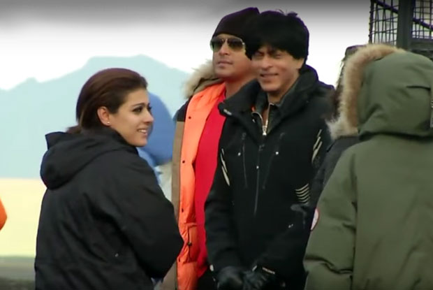on-location-srk-kajol-filming-dilwale-love-on-a-black-beach-iceland-4