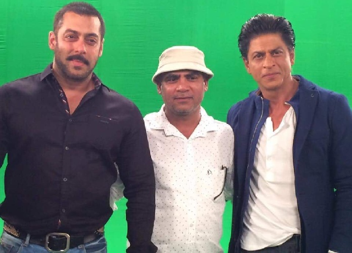 Salman-Khan-and-Shahrukh-Khan-at-Mehboob-Studios