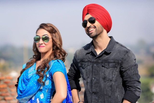 Ambarsariya 1st Week box Office Collection
