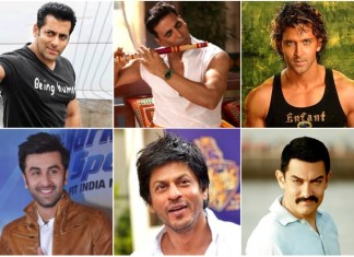 Top 10 Bollywood Actors February 2017
