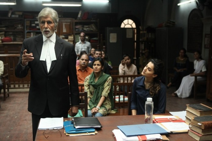 Pink 1st Weekend Box Office Collection