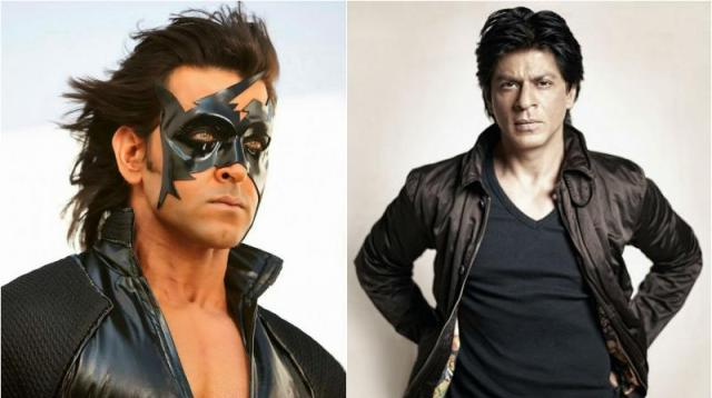 SRK and Krrish 4