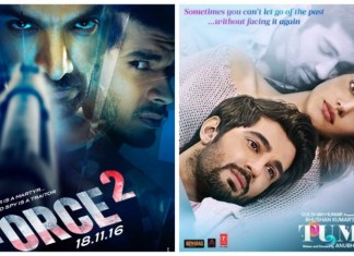Tum Bin 2 and Force 2 Box Office Predictions