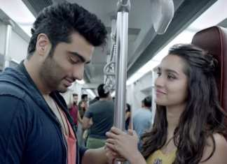 Half Girlfriend 6th Day Box Office Collection