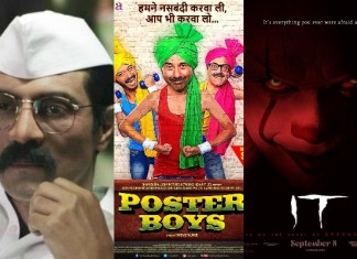 Box Office Opening Report: Poster Boys, Daddy, IT