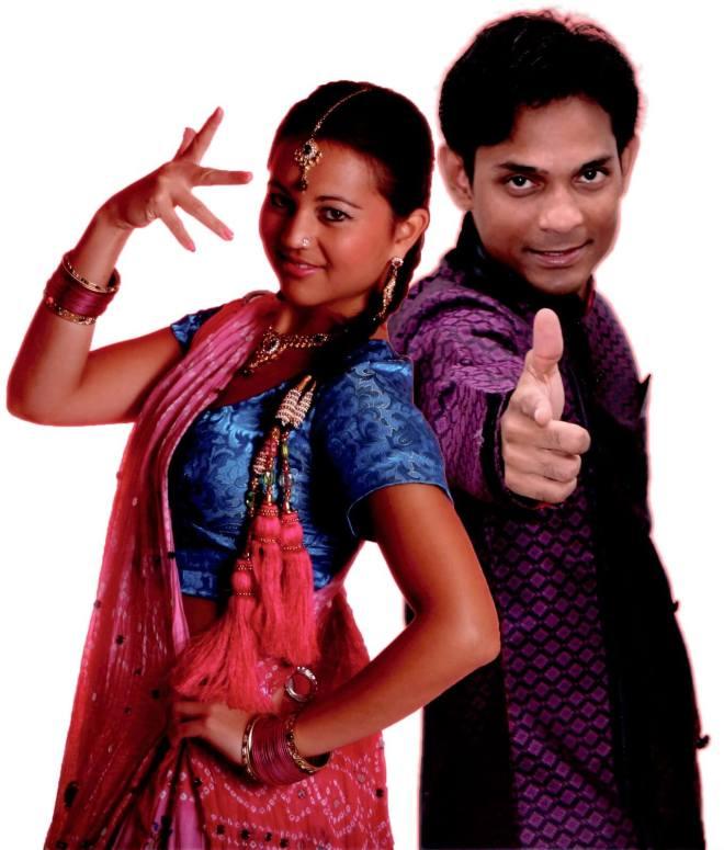 Bollywood Tanzshow Buchen